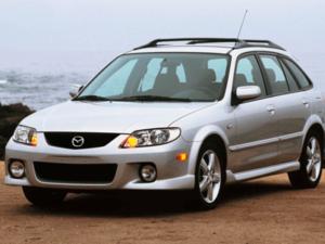 Пороги Mazda Protege 5 - 2001