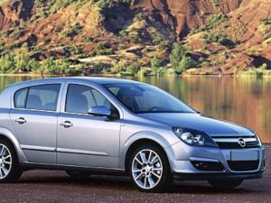 Комплект порогов Opel Astra H