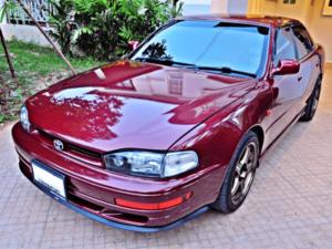 Пороги для Toyota SXV 10
