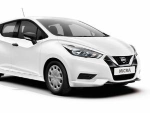Комплект порогов Nissan Micra