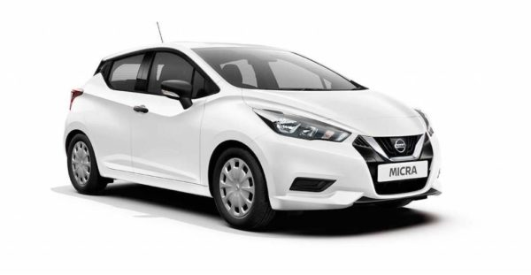 Пороги Nissan Micra