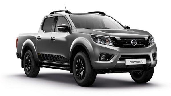 Пороги для Nissan Navara