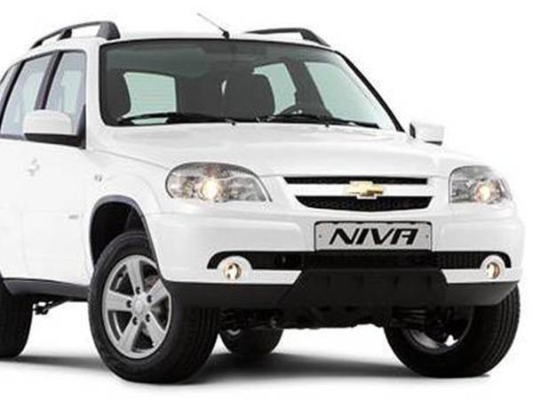 Комплект порогов Chevrolet Niva