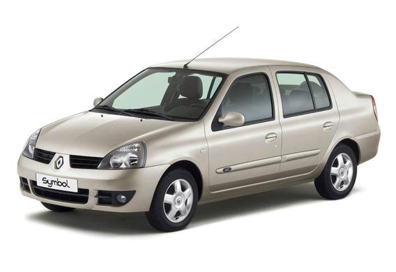 Пороги Renault Symbol