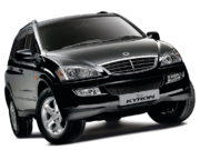 Пороги SsangYong Actyon