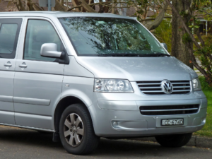 Комплект порогов Volkswagen T5